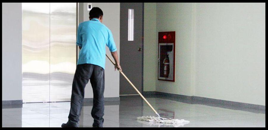 Presupuesto limpieza comunidad de vecinos